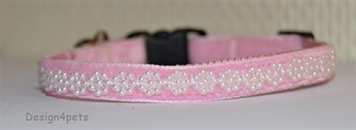 pearl design breakaway cat collar